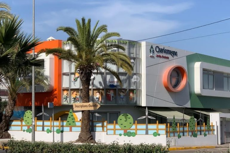 Projet Ecole Charlemagne – 5,2kWc
